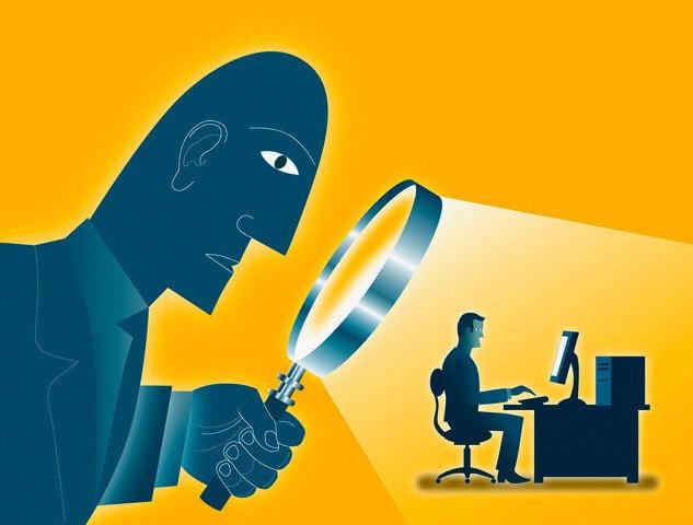 نقض حریم خصوصی اشخاص با استفاده از رایانه