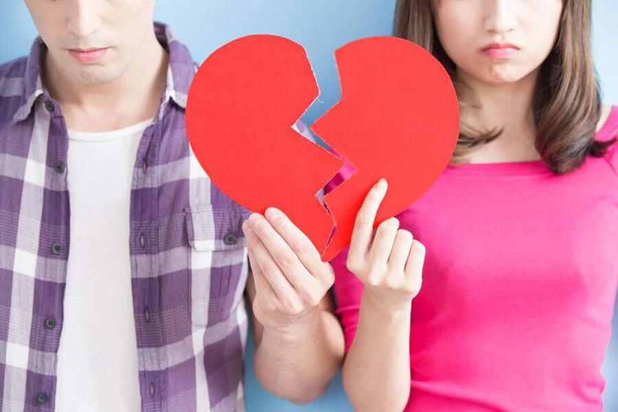 خسارات ناشی از برهم زدن نامزدی  خسارات ناشی از برهم زدن نامزدی relationship breakup