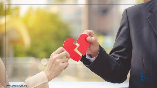 انواع طلاق در قانون مدنی ایران  انواع طلاق ( بائن،خلع،مبارات)