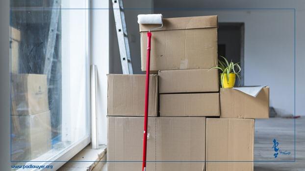 تعمیر آپارتمان و احتمال مزاحمت برای دیگران  قوانین تعمیر آپارتمان و احتمال مزاحمت برای دیگران pad14