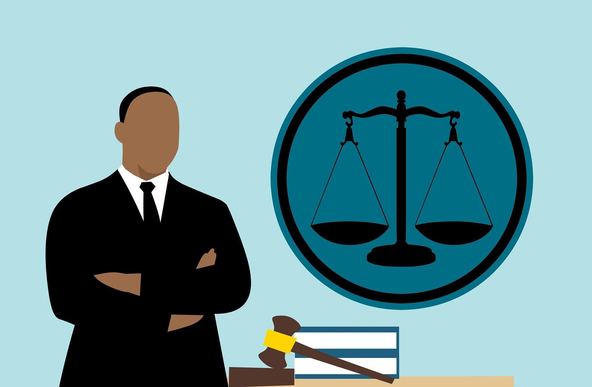 رای دادگاه درمورد عکس بی حجاب فرد در فیسبوک lawyer 3819044 1920